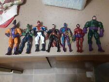 Marvel Legends  Marvel Comics Loose lot. GotG Dr Strange  Klaw X7