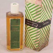 Vintage Carven Robe d' un Soir 8 oz eau de cologne