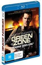 Green Zone (Blu-ray, 2010) BRAND NEW