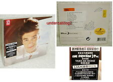 One Direction Take Me Home Liam SLIPCASE Taiwan Ltd CD w/Sticker