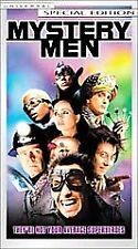 Mystery Men Vhs (copyright 2000) - Used