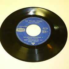 FRENCH ROCK & ROLL 45RPM EP RECORD -THE ROLLING STONES - DECCA 457-104 - NO CVR