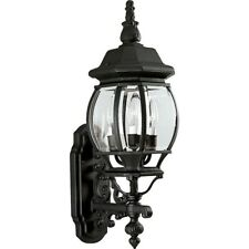 Progress Lighting Onion Lantern Three-Light Wall Lantern - P5700-31
