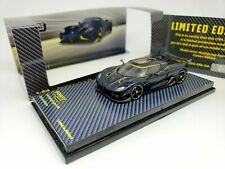 1/64 Tarmac Works Koenigsegg Agera RS Carbon Festival Limited Edition