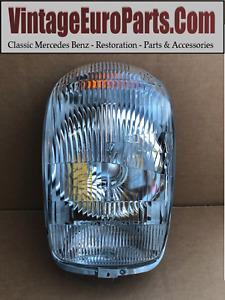 1 Euro Style Headlight for Mercedes 230SL 250sl 280sl w113 1138200461