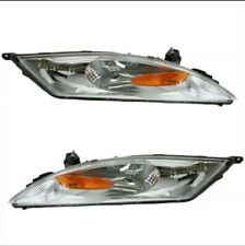 Pair Front Turn Signal Light Assembly For 11-14 Nissan Juke
