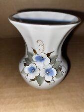 Fenix porcelain handmade kislovodsk Russian mini vase