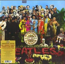THE BEATLES SGT. PEPPER'S LONELY HEARTS CLUB BAND (50TH ANNIVERSARY) VINILE LP