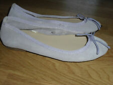 Flat (less than 0.5') Suede Upper Shoes for Women NEXT