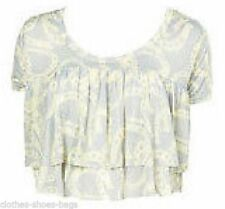 TopShop Size Petite Polyester Tops & Shirts for Women