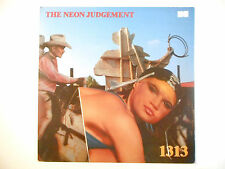 "MAXI 12"" POP 80s  ▒ THE NEON JUDGEMENT : 1313 ( EXTENDED VERSION 6'47 )"