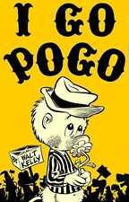 I GO POGO  1st Ed.  (1952) WALT KELLY