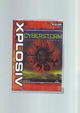 CYBERSTORM 2 CORPORATE WARS - PC STRATEGY BATTLEMECH GAME - FAST POST NEW SEALED