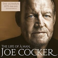 Joe Cocker - Life Of A Man: Ultimate Hits 1968-2013 [New CD] Hong Kong - Import