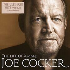 Joe Cocker - Life Of A Man: Ultimate Hits 1968-2013 [New CD] Hong Kong - Import