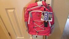 Swiss Gear Backpack School Gym Hiking Bag New  Pink