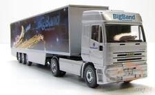 WIKING IVECO EuroStar Sattelzug Bigband der Bundeswehr Werbemodell 1:87 - OVP