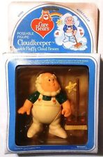 Care Bears: 'Cloudkeeper' Vintage 1984 Action Figure Mip (box damaged)