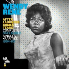 Wendy Rene After Laughter Comes Tears Complete Stax/Volt 2x Vinyl LP Record NEW!