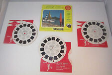 HAWAII HONOLULU WAIKIKI OAHU VIEW-MASTER REELS W/ COVER VACATIONLAND SERIES   T*