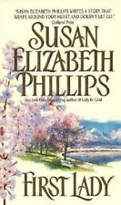 First Lady, Susan Elizabeth Phillips, 0380808072, Book, Acceptable