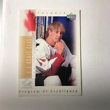 1996-97 Upper Deck Joe Thornton RC