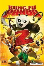 Kung Fu Panda / Kung Fu Panda 2 (DVD, 2012, 2-Disc Set)