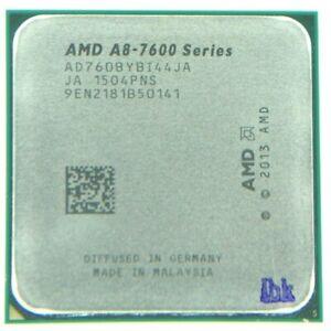 AMD A8-7600 AD7600YBI44JA 3.1GHz 4-Core FM2+ 65W Processor w/Grease