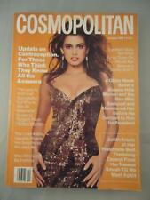 Cosmopolitan Magazine October 1988 Cindy Crawford Donna Karan Nicolas Cage Sex