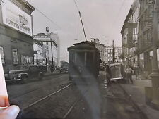 1940 New York City Bergen Street Trolley Pintchik Paint      Photo      Brooklyn