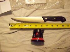 """New listing 61/2"""" Chef Knife & Knife Sharpener"""