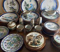 Vintage Ken Edwards Mexico Pottery Signed You Choose! Plates, Bowls, & More!