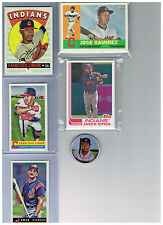 2017 Archives Cleveland Indians Master Team Set (20) Cards +Manufactured Coin+