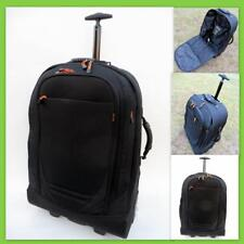 68cm Light weight Luggage Travel Suitcase Trolley Briefcase 2 Wheel Duffle Case