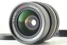 *Near MINT* Contax Carl Zeiss Distagon T* 25mm F/2.8 MMJ MF Lens C/Y Mount JAPAN