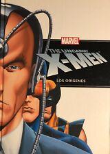 Marvel The Uncanny X-Men Los Origenes
