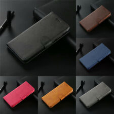 For Xiaomi Redmi Note 8 7 6 Pro 7 Magnetic Leather Case Flip Stand Wallet Cover