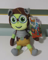 BEAT BUGS PLUSH TOY NETFLIX NEW WITH TAGS!! CRICK 20CM