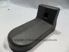 Isuzu Trooper Duty 3.0 91-02 rear 3rd row seat hinge foot bracket cap cover trim