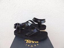 Women's Teva Original Patent Leather Sandal 7 M Black