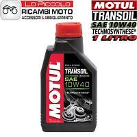 Motul Transoil Expert 10w40 Olio Trasmissione (Road /off Road ) 1 Litro