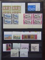 Belgium 1964 1993 issues Tourist Festival University Abbey Benelux etc MNH