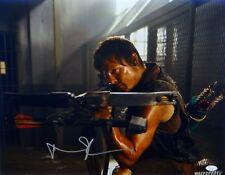 Norman Reedus Autographed Walking Dead 16x20 Front View Photo- JSA W Auth