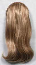 PLASTIC BRAIDED HEADBAND PAGE STRAIGHT WAVY HAIR HAIRDO HAIRPIECE EXTENSION 1782