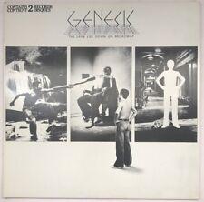 GENESIS THE LAMB LIES DOWN ON BROADWAY 2 LP ATCO 1974 CANADIAN PRESSING EX+