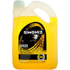 Simoniz Sim24 Wash & Wax Car Shampoo 2 Litre