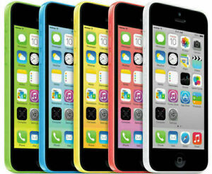 Apple iPhone 5C 8GB 16GB 32GB -Factory Unlocked COMPATIBLE AT&T AND T-Mobile