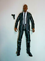"Nick Fury Marvel Legends action figure toy 6"" MCU SHIELD movie Samuel L Jackson!"