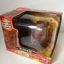 THE FACE OF BOE DR DOCTOR WHO action figure 2004