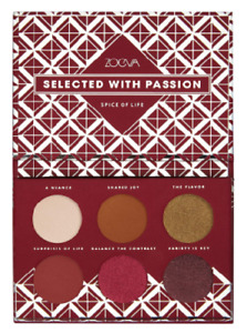 Zoeva Eyeshadow Palette Spice of Life  - New & Sealed
